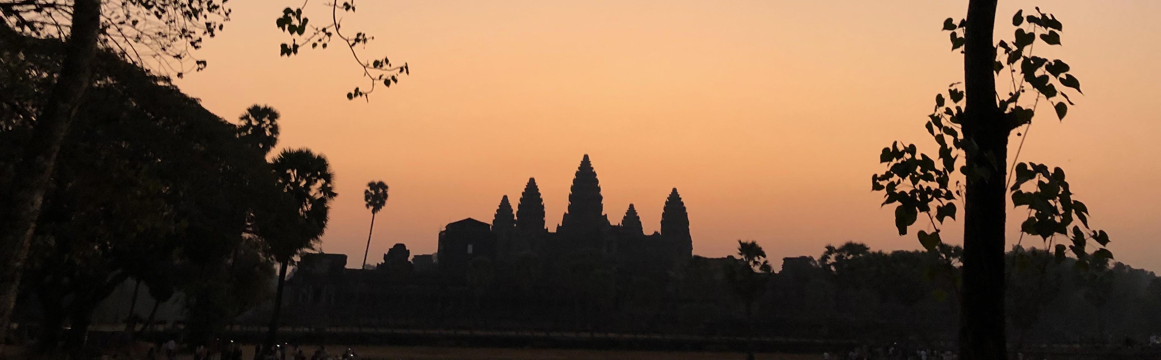 Amazing Angkor Wat!